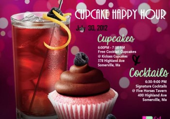 Cupcake Happy Hour – July 30, 2012