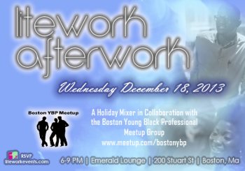 #LiteWorkAfterWork Fall 2013 Series – December 18, 2013