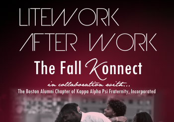#LiteWorkAfterWork Fall 2014 Series – October 21, 2014