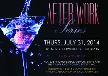 National Association of Black Journalists Welcome – July 31, 2014