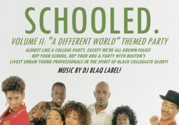 SCHOOLED Volume II: A Different World – September 20, 2014