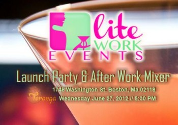 LiteWork Events Launch Party – June 27, 2012