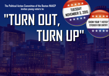 """Turn Out, Turn Up"" – November 3, 2015"