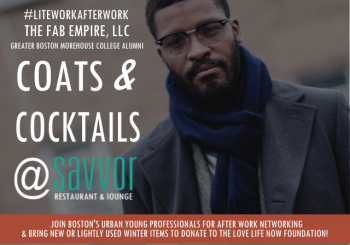 #LiteWorkAfterWork x Coats and Cocktails – November 17, 2015