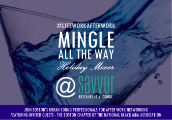 "#LiteWorkAfterWork ""Mingle All the Way"" – December 15, 2015"