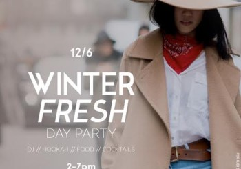 Winter Fresh Day Party – December 6, 2015