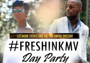 #FreshInkMV Day Party – Sunday July 3, 2016