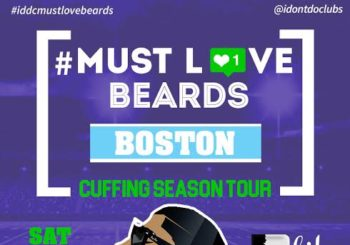 Must Love Beards Day Party: Cuffing Season – November 12, 2016