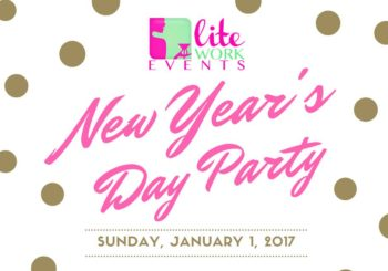 New Year's Day Party – Sunday, January 1, 2017