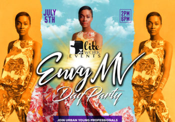 #EnvyMV Martha's Vineyard Day Party – Friday, July 5, 2019