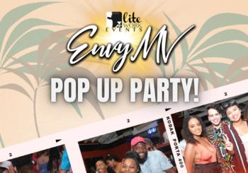 #ENVYMV Martha's Vineyard Pop Up Day Party 2021