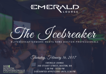 #LiteWorkAfterWork February Icebreaker with NSBE Boston