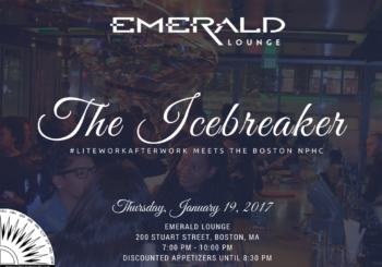 #LiteWorkAfterWork January Icebreaker with NPHC Boston