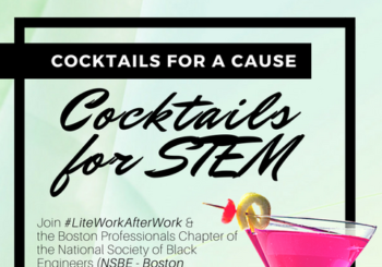 Cocktails for STEM – February 27, 2018