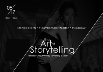 Art of Storytelling Sponsored by Hennessy – Thursday, May 17, 2018