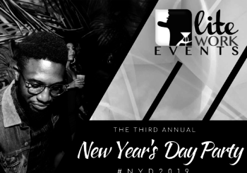 3rd Annual New Year's Day Party – January 1, 2019