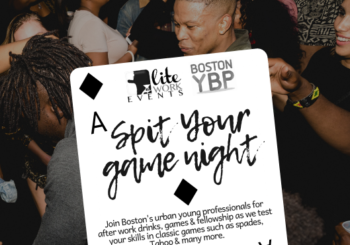Spit Your Game Night – Wednesday, January 23, 2019