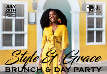 Style & Grace | Brunch & Day Party – Sunday, July 28, 2019