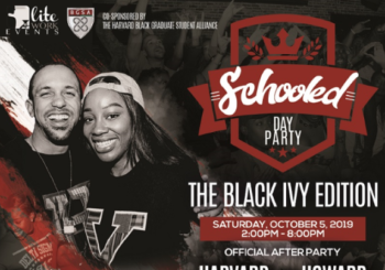 SCHOOLED Volume 11: The Black Ivy Edition