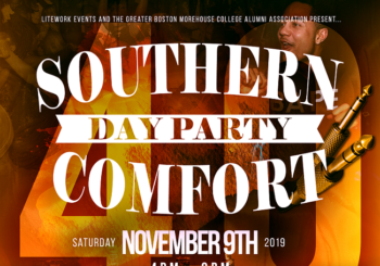 Southern Comfort Day Party #SoCoBoston 4.0 – Saturday, November 9, 2019
