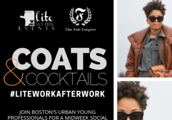 #LiteWorkAfterWork x Coats and Cocktails – Wednesday, November 20, 2019