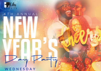 4th Annual New Year's Day Party #NYD2020 – Wednesday, January 1, 2020