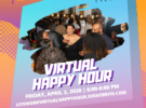 Virtual Happy Hour – Friday, April 3, 2020