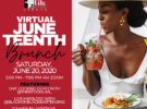 A Virtual Juneteenth Brunch – Saturday, June 20, 2020