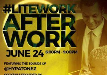 #LiteWorkAfterWork Summer Social – Thursday, June 24, 2021