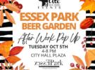 Meet LiteWork Events at the Essex Beer Garden!