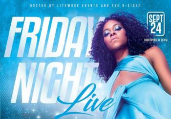 Friday Night Live 2 – Friday, September 24, 2021